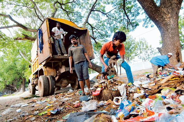 Solid Waste Management In India | Civildigital |