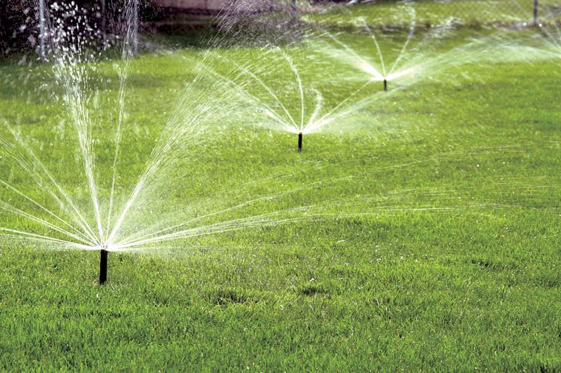 Sprinkler System Service : Sprinkler irrigation ppt types