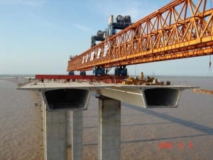 Sutong Bridge china