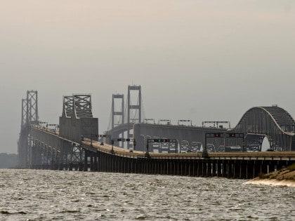 Chesapeake Bay Bridge, Maryland City, US – Longest Bridge in the World (09/10)