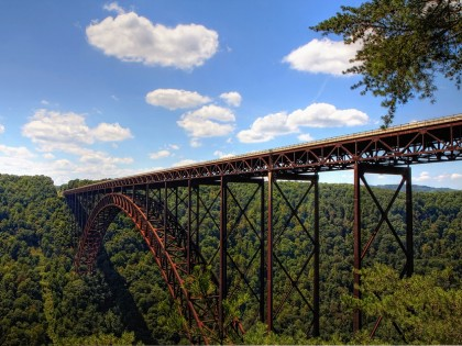 Interesting Facts about New River Gorge Bridge, the Gorgeous