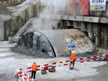 Tunnel Excavation by Tunnel Boring Machine (TBM) & Parameters