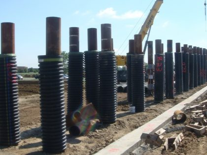Negative Skin Friction in Piles: Causes & Design Calculations
