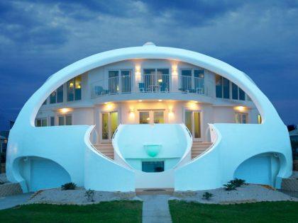 Monolithic Dome Construction | Advantages & Disadvantages | Materials | Profiles | PPT