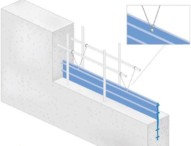 Waterstops Or Waterbar For Waterproofing Application