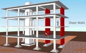Concrete structures Shear Walls CivilDigital