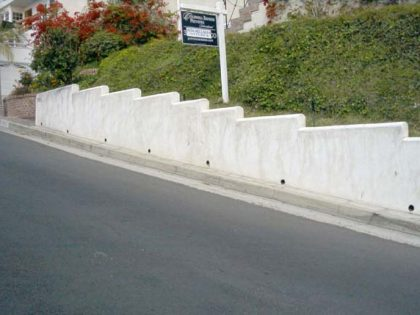 Weep Hole in Civil Engineering Structures   Retaining walls   Working
