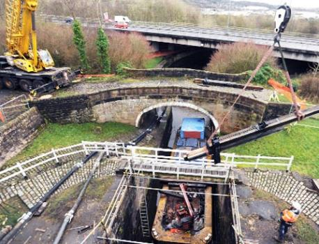 Canal Maintenance & Operation