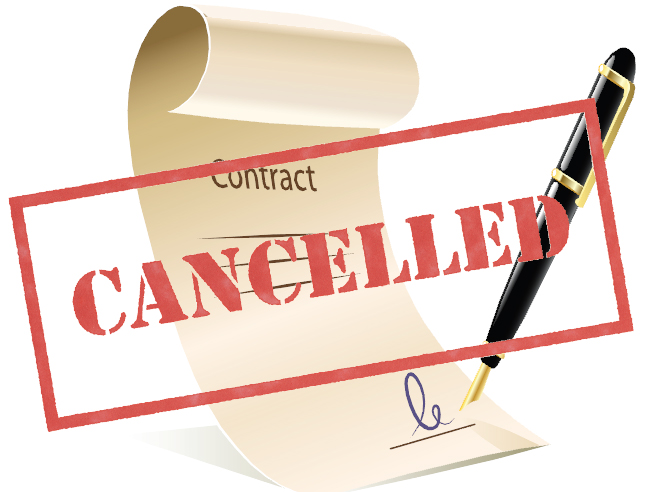 Discharge, Performance and Cancellation of a Contract