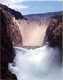 Operation And Water Transmission In Hoover Dam