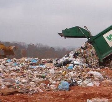 Present Status of Waste Management in India and
