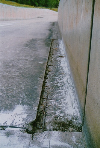 This concrete damage was found to be a serious threat to the structural integrity of this spillway