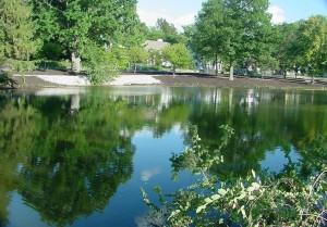 lake rest