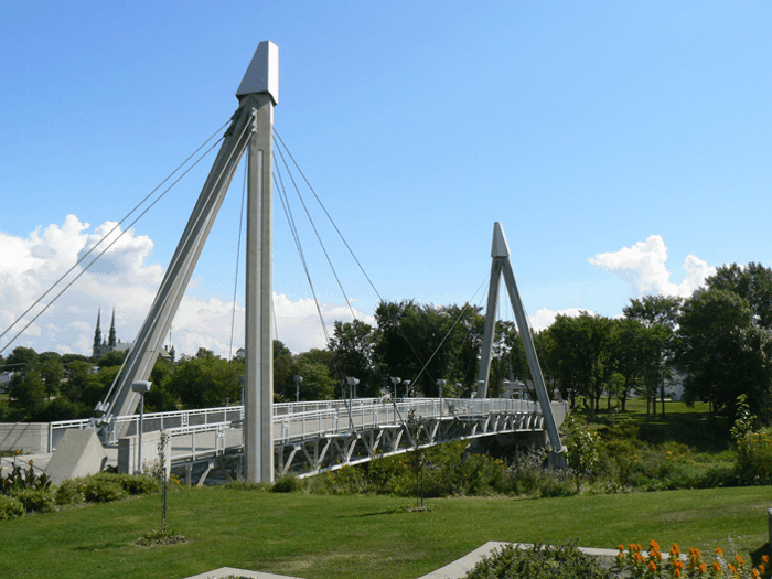Cable-stayed bridges Fan Design