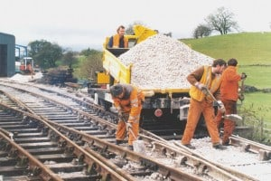 Bituminous Ballast & Applications in Railway Construction