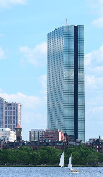 Failure of John Hancock Tower, Boston Mass.