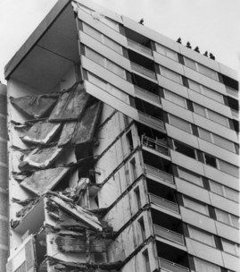 1968: Ronan Point Disaster - Weaknesses in the design
