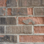 Spalling of a Brick Wall