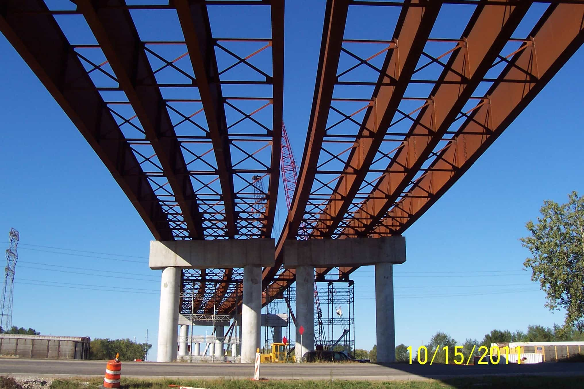 Bridge Beam girders