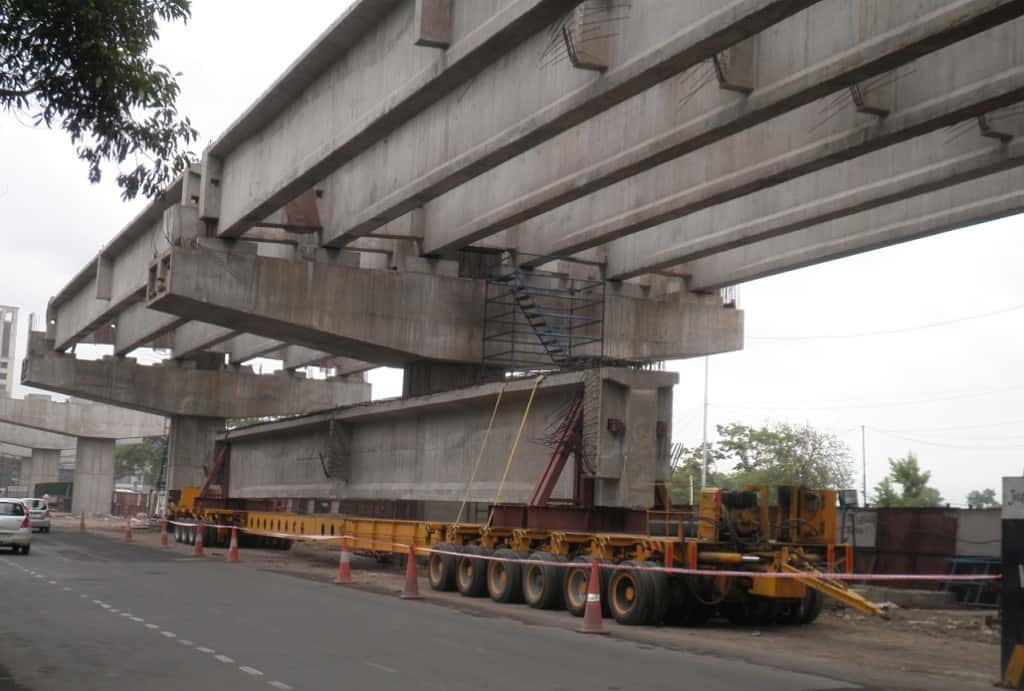 Prestressed I girders - Advantages of Prestressed