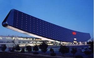 Solar Ark - Steel Structure