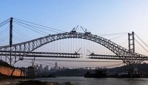 Bridge under Consstruction
