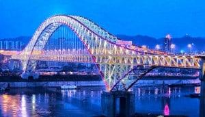 Chaotianmen Bridge - Nightview