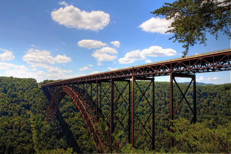 New River Gorge Bridge by Donnie_Nunley