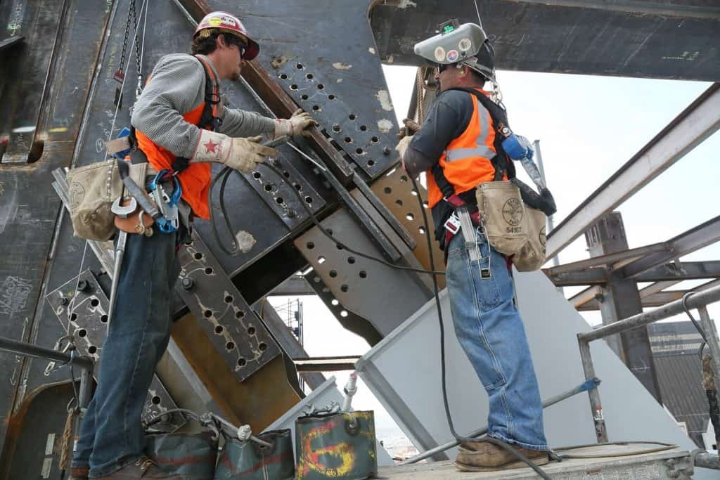 Types Of Building Construction Workers