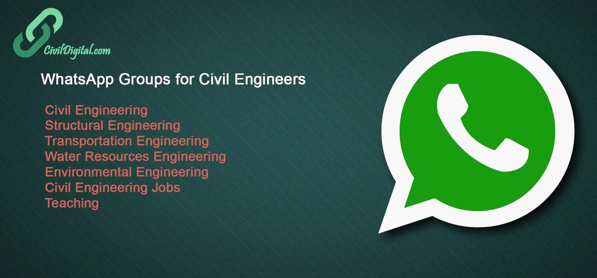 whatsapp-groups-for-civil-engineers