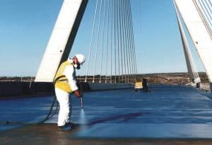 spray applied waterproofing membranes