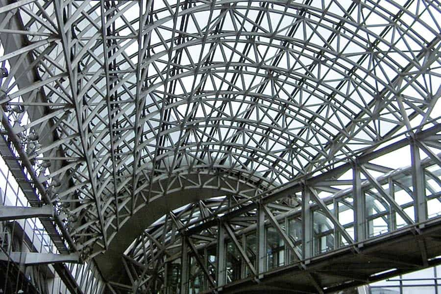 Steel Truss Structures
