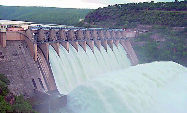 Nagarjunasagar Dam