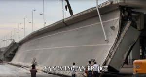 Failure of Bridges during construction