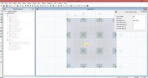 Flat Slab Design on Software