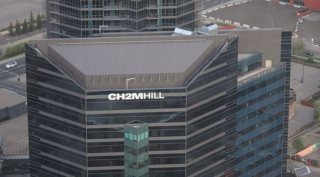 CH2M Office a Private sector company