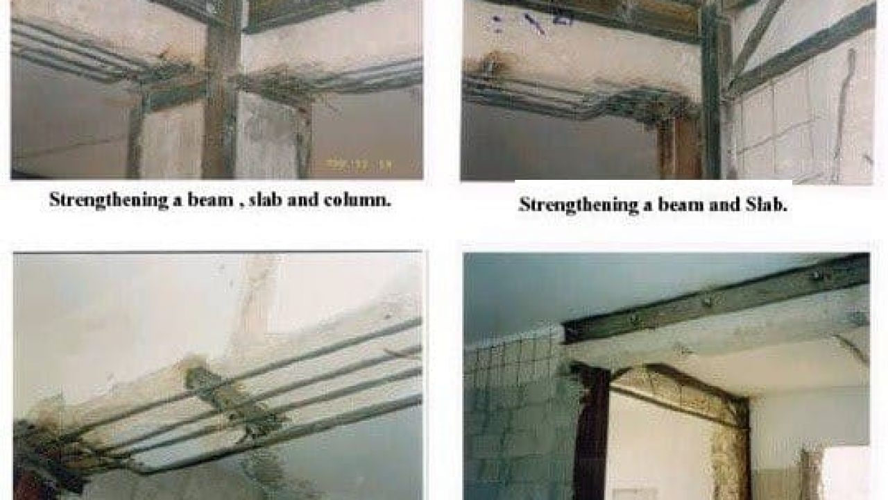 Strengthening of Reinforced Concrete Beam (RC Beam) | Methods