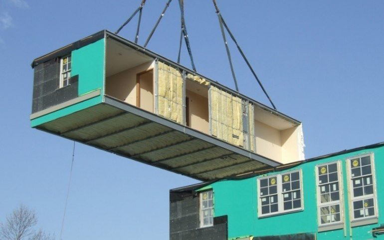 Modular Construction House