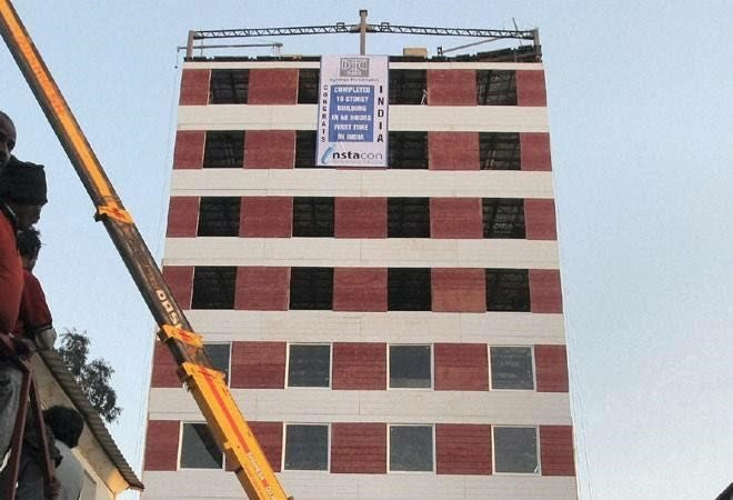 Modular Building in Punjab