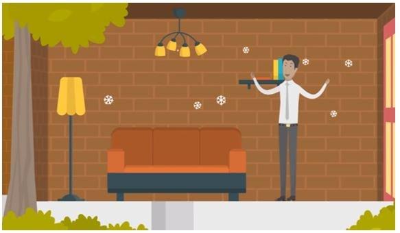 Cool Interior (Source: YouTube/Malaysia Interlocking Bricks (MyIB))