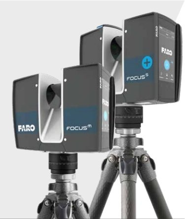 FARO 3D laser Scanner for short range survey applications